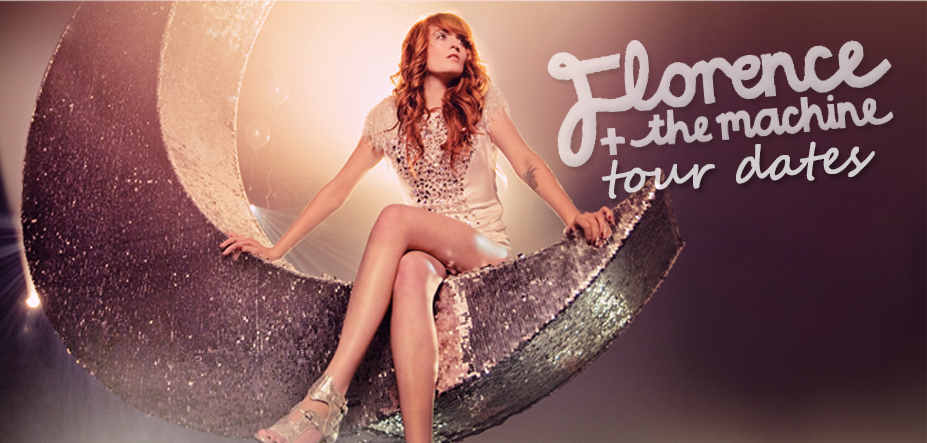 Florence and the Machine Tour